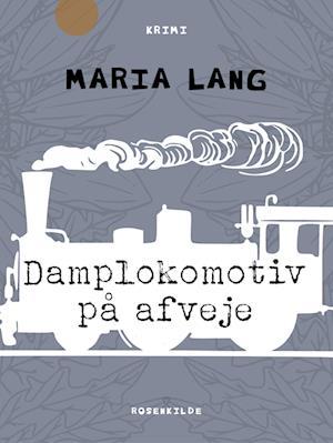 Damplokomotiv på afveje