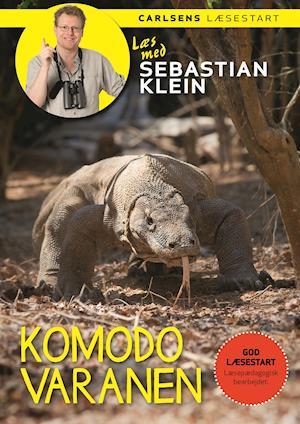 Læs med Sebastian Klein: Komodovaranen af Sebastian Klein