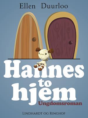 Bog, hæftet Hannes to hjem af Ellen Duurloo