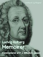 Memoirer af Ludvig Holberg, F. J. Billeskov Jansen