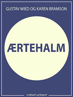 Ærtehalm