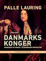 Danmarks konger af Palle Lauring