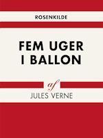 Fem uger i ballon (Verdens klassikere)