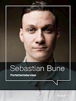 I voldens skød - Forfatterinterview med Sebastian Bune (Saga Talks)