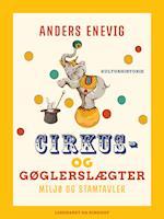 Cirkus- og gøglerslægter: miljø og stamtavler