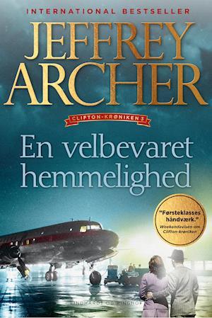 jeffrey archer – En velbevaret hemmelighed-jeffrey archer-e-bog fra saxo.com