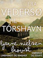 Fra Vedersø til Tórshavn