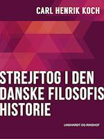 Strejftog i den danske filosofis historie