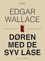 Døren med de syv låse af Edgar Wallace