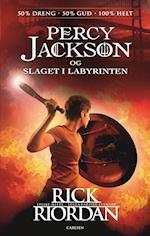 Percy Jackson 4 - Percy Jackson og slaget i labyrinten (Percy Jackson)