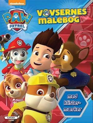 Paw Patrol: Malebog (kolli 6)