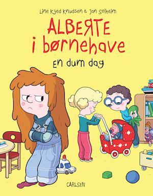 Alberte i børnehave - en dum dag