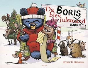 Da Boris blev julebjørn