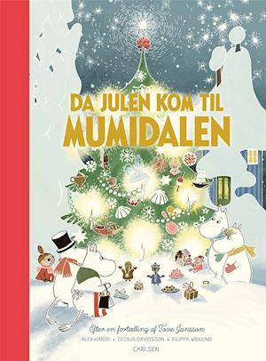 Da julen kom til mumidalen fra tove jansson fra saxo.com