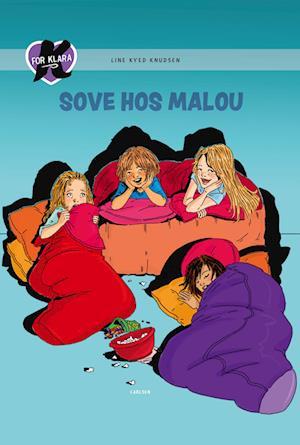 K for Klara (4) - Sove hos Malou