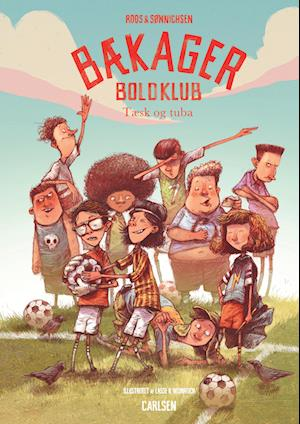 Bækager Boldklub 1 - Tæsk og tuba