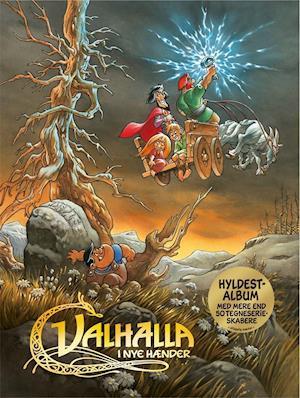 henning kure – Valhalla i nye hænder-henning kure-bog fra saxo.com