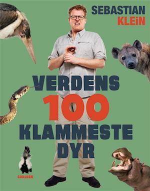 sebastian klein Verdens 100 klammeste dyr-sebastian klein-bog på saxo.com