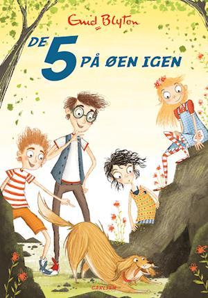 De 5 (6) - De 5 på øen igen