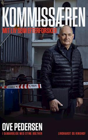 Kommissæren-ove pedersen-bog fra ove pedersen fra saxo.com