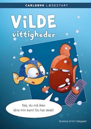 Carlsens Læsestart: Vilde vittigheder