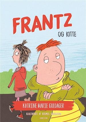 katrine marie guldager Frantz-bøgerne (4) - frantz og kitte-katrine marie guldager-bog på saxo.com