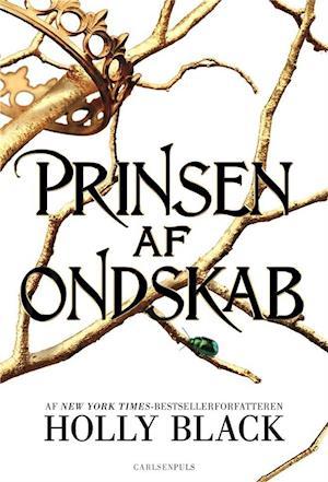 Folk of the air (1) - prinsen af ondskab-holly black-bog fra holly black fra saxo.com