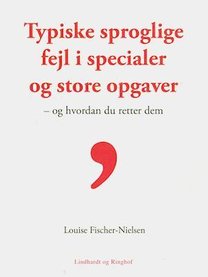 Typiske sproglige fejl af Louise Fischer Nielsen