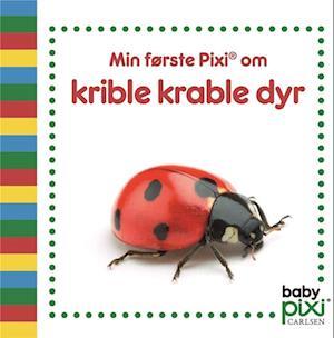Min første Pixi om krible krable-dyr