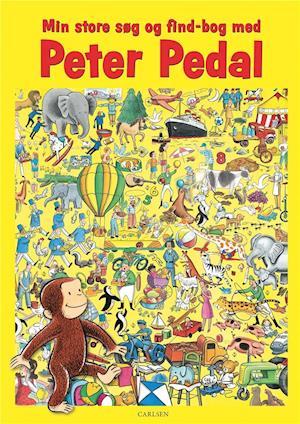 Min store søg og find-bog med peter pedal-h. a. rey-bog fra h. a. rey på saxo.com