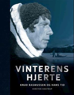 Bog, indbundet Vinterens hjerte af Kirsten Hastrup