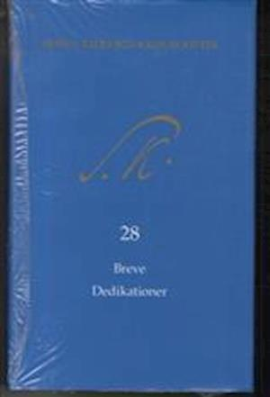 Søren Kierkegaards Skrifter bind 28+K28 - pakke 26