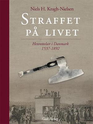 Billede af Straffet på livet-Niels H. Kragh-Nielsen-Bog
