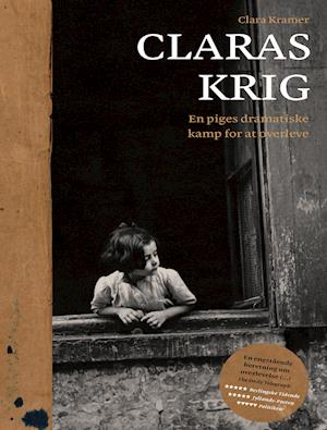 Bog, hæftet Claras krig af Clara Kramer