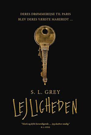 Bog, hæftet Lejligheden af S. L. Grey