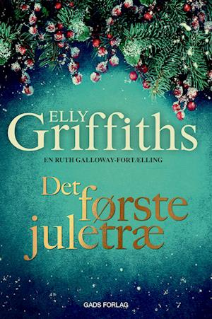Billede af Det første juletræ-Elly Griffiths-E-bog