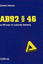 AB92 - 10 år (§46)