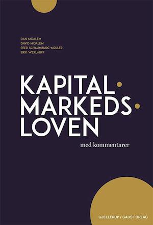 Kapitalmarkedsloven med kommentarer