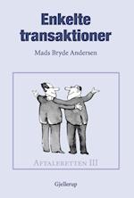 Enkelte transaktioner (Aftaleretten, nr. )