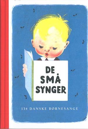 Bog, indbundet De små synger af Gunnar Nyborg-Jensen