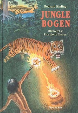 Bog, indbundet Junglebogen af Rudyard Kipling