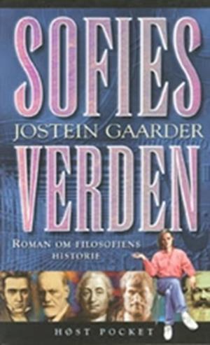 Bog, pocketbog Sofies verden af Jostein Gaarder