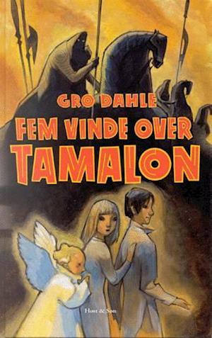 Bog, indbundet Fem vinde over Tamalon af Gro Dahle