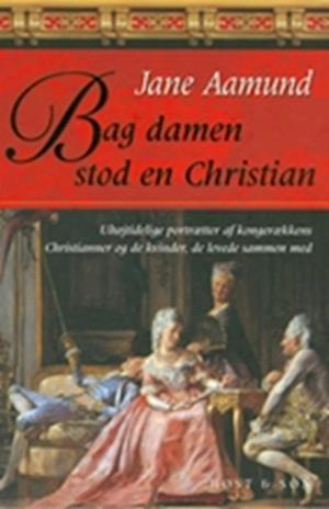 Bag damen stod en Christian