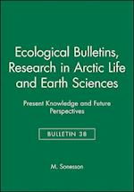 Ecological Bulletins