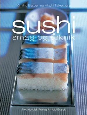 Bog indbundet Sushi af Hiroki Takemura Kimiko Barber