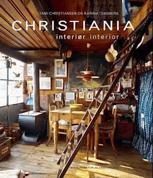 Bog, indbundet Christiania af Tami Christiansen