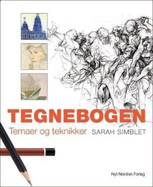 Bog, hæftet Tegnebogen af Sarah Simblet