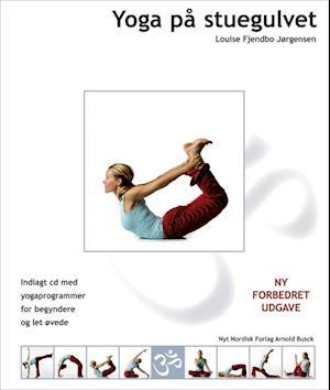 Bog, spiralryg Yoga på stuegulvet af Louise Fjendbo Jørgensen
