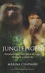 Junglepigen af Lynne Barrett-Lee, Marina Chapman, Vanessa James